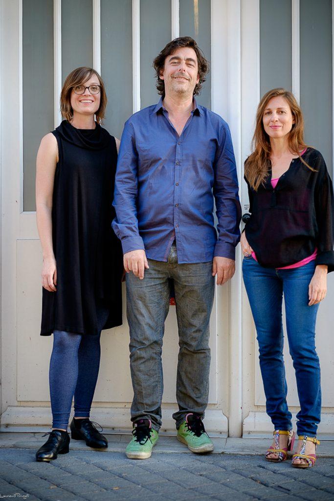 Katie Young, Benoît Delbecq, Claudia Solal